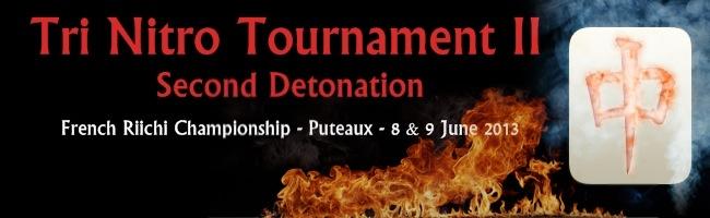 Tournoi RCR MERS2 Riichi à Paris organisé par le TNT